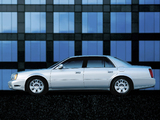 Photos of Cadillac DeVille DTS 2000–05