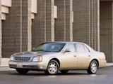 Photos of Cadillac DeVille 2000–05