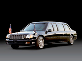 Photos of Cadillac DeVille Presidential Limousine 2001