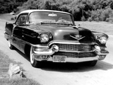 Pictures of Cadillac Sixty-Two Coupe de Ville 1956