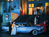Pictures of Cadillac Sedan de Ville 1957