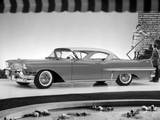 Pictures of Cadillac Sixty-Two Coupe de Ville (6237DX) 1957