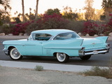 Pictures of Cadillac Sixty-Two Coupe de Ville 1958