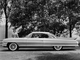 Pictures of Cadillac Coupe de Ville (6337J) 1961