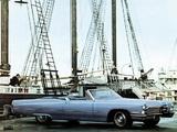 Pictures of Cadillac de Ville Convertible 1968