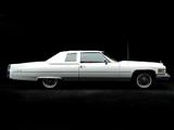Pictures of Cadillac Coupe de Ville 1976
