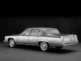 Pictures of Cadillac Sedan de Ville 1980–84