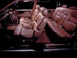Pictures of Cadillac Sedan de Ville 1989–93