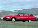 Pictures of Cadillac DeVille Concours 1994–96