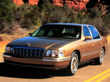 Pictures of Cadillac DeVille 1997–99