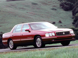 Pictures of Cadillac DeVille Concours 1997–99