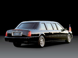 Pictures of Cadillac DeVille Presidential Limousine 2001