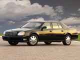 Pictures of Cadillac DeVille Armored 2004–05