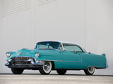Cadillac Sixty-Two Coupe de Ville 1955 wallpapers
