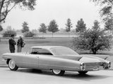 Cadillac Sixty-Two Coupe de Ville 1960 wallpapers