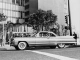 Cadillac Coupe de Ville (6337J) 1961 wallpapers