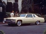 Cadillac Coupe de Ville 1977 wallpapers