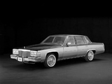 Cadillac Sedan de Ville 1980–84 wallpapers