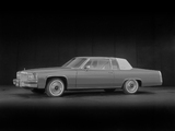 Cadillac Coupe de Ville 1980–84 wallpapers