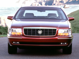 Cadillac DeVille Concours 1997–99 wallpapers