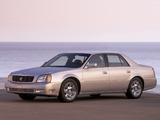 Cadillac DeVille 2000–05 wallpapers