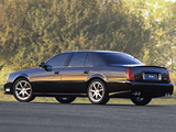 Cadillac DTS Icon Concept 2002 images