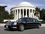 Cadillac DTS Presidential State Car 2005 photos