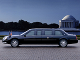 Cadillac DTS Presidential State Car 2005 wallpapers