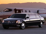 Cadillac DTS Limousine 2006 images