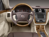Cadillac DTS Platinum 2007–11 wallpapers