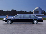 Images of Cadillac DTS Presidential State Car 2005