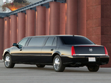 Images of Cadillac DTS Limousine 2006