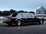 Pictures of Cadillac Presidential State Car 2009