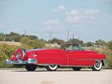 Cadillac Eldorado Convertible 1953 photos