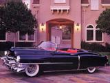 Cadillac Eldorado Convertible 1953 pictures