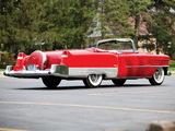 Cadillac Eldorado Convertible 1954 pictures