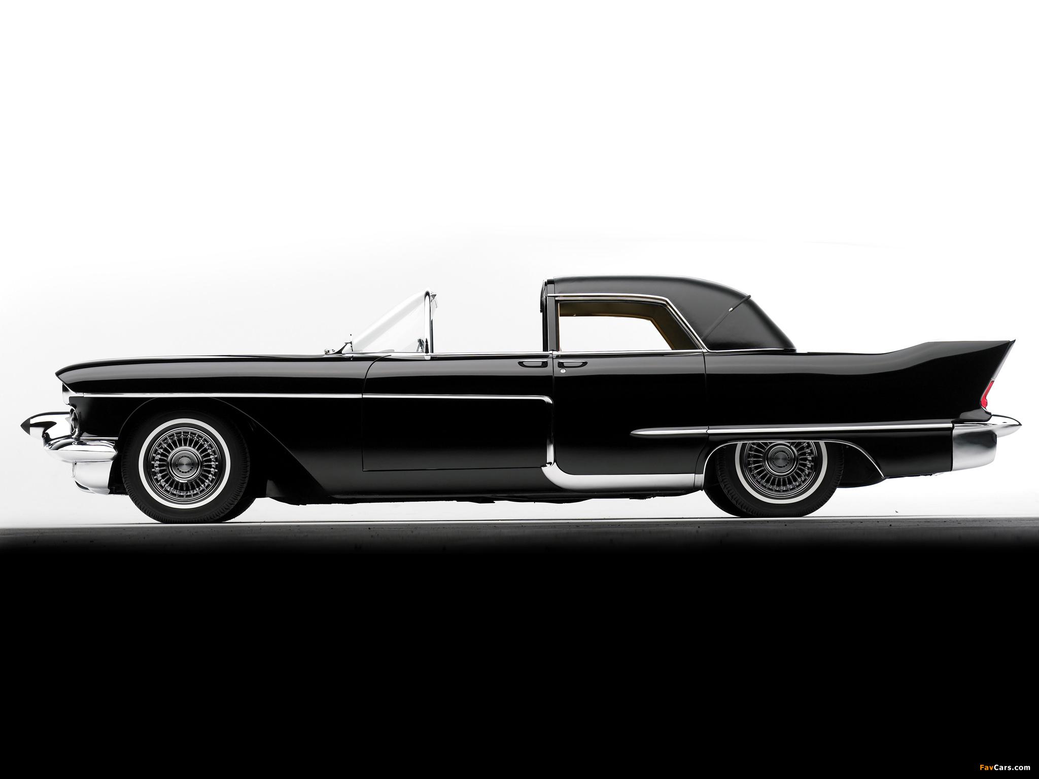El Dorado Car >> Cadillac Eldorado Brougham Town Car Show Car 1956 photos (2048x1536)
