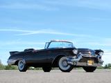 Cadillac Eldorado Biarritz 1957 photos
