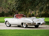 Cadillac Eldorado Biarritz 1957 pictures