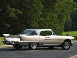 Cadillac Eldorado Brougham (7059X) 1957–58 pictures