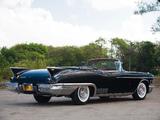 Cadillac Eldorado Biarritz (6267SX) 1958 photos
