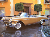 Cadillac Eldorado Biarritz (6267SX) 1958 wallpapers