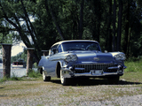 Cadillac Eldorado Seville (6237SDX) 1958 wallpapers