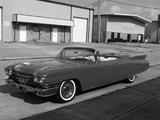 Cadillac Eldorado Biarritz 1960 images