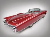 Cadillac Eldorado Biarritz 1960 wallpapers
