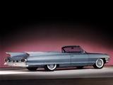 Cadillac Eldorado Biarritz (6367E) 1961 photos