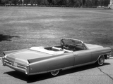 Cadillac Eldorado Biarritz Convertible 1963 wallpapers