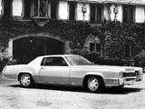 Cadillac Fleetwood Eldorado 1967 photos