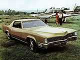Cadillac Fleetwood Eldorado 1968 images