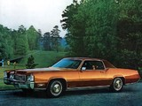 Cadillac Fleetwood Eldorado 1970 photos
